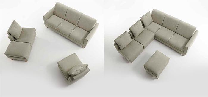Canapés et fauteuils convertibles